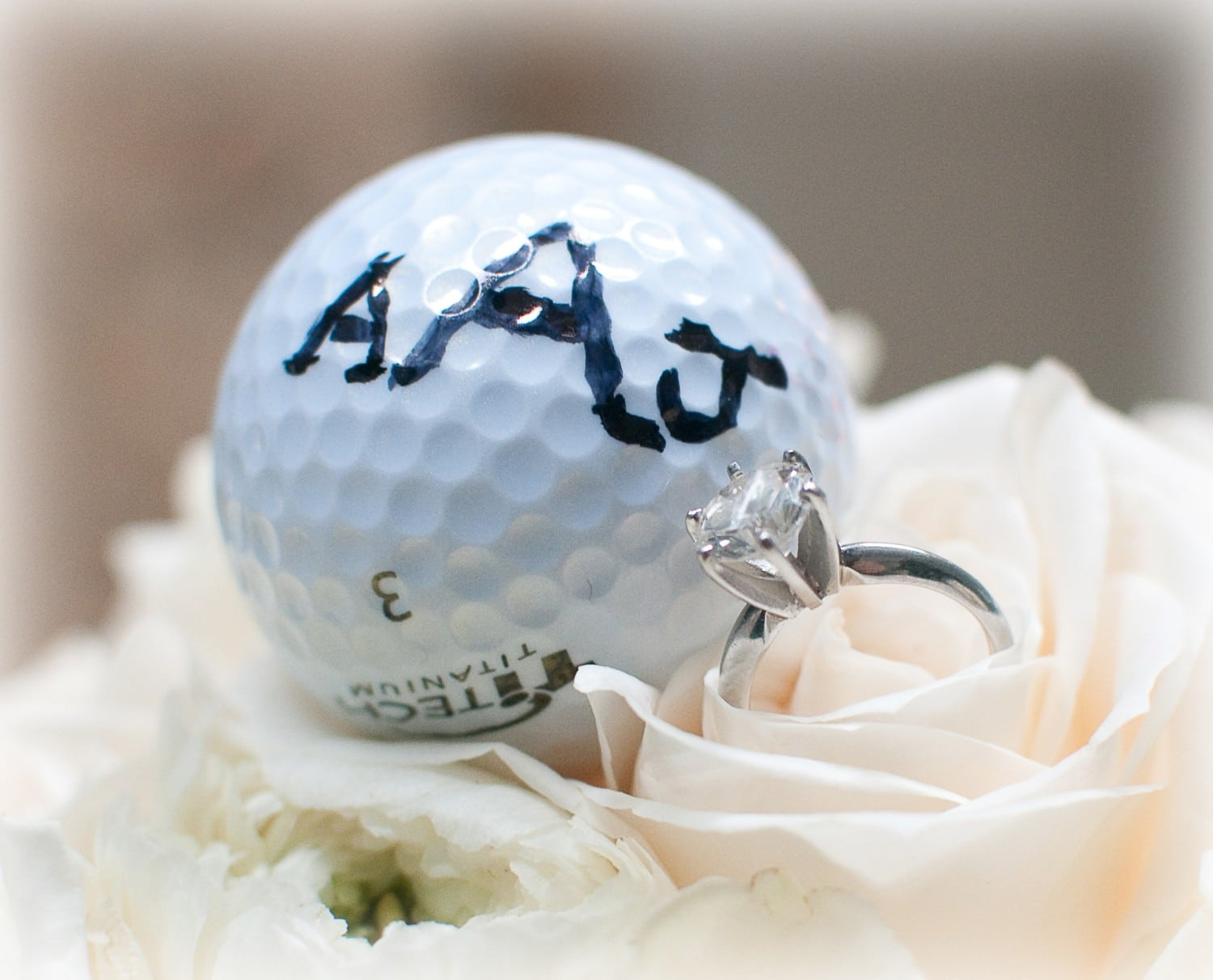 Wedding Ring Photograph