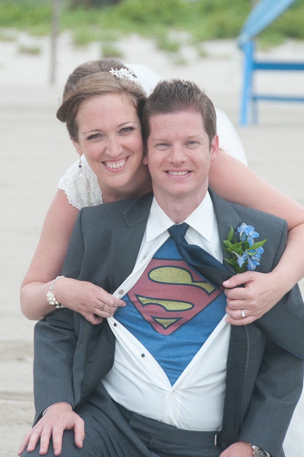 wedding photography superman