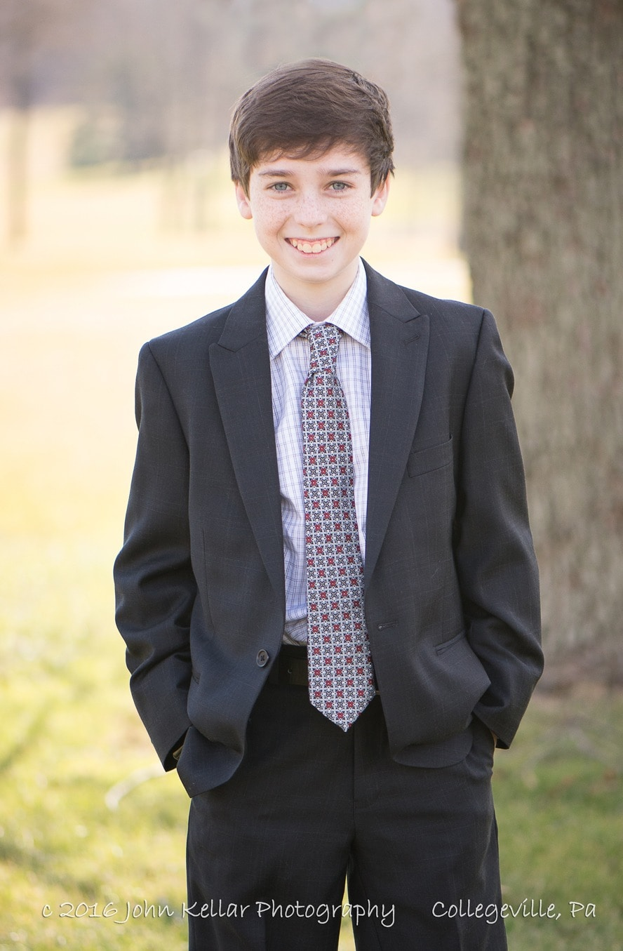 Boy bar mitzvah photography