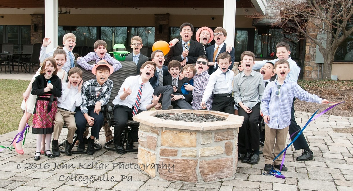 Barmitzvah Celebration Photography