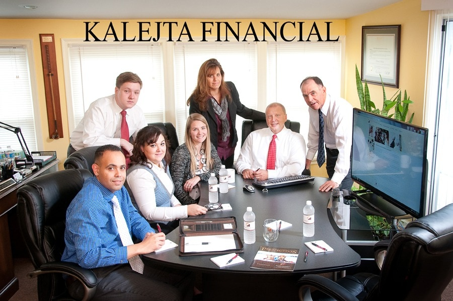 Kalejta Financial Commercial Photography