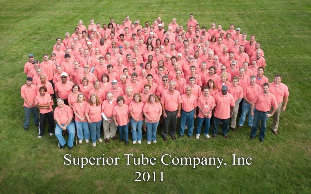 Large Group Composite Photography