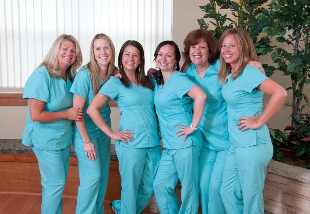 nurses commercial photography
