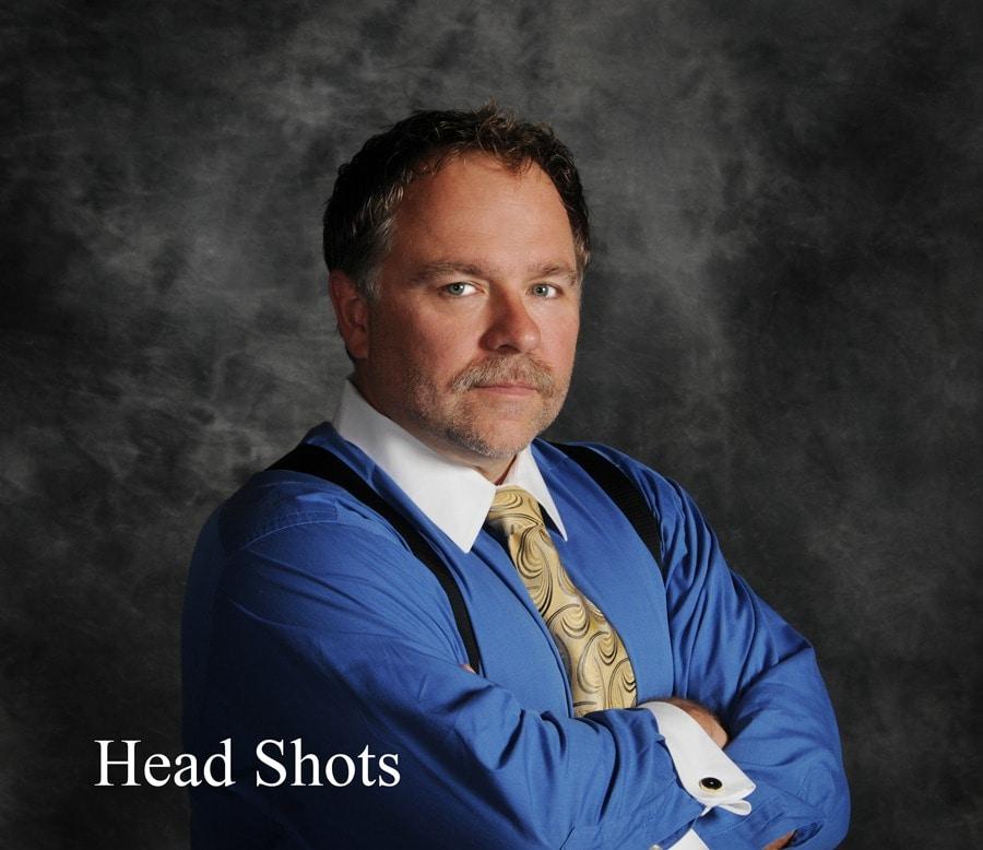 Commercial Head Shots