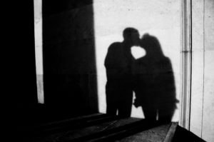photography for couples silhouette