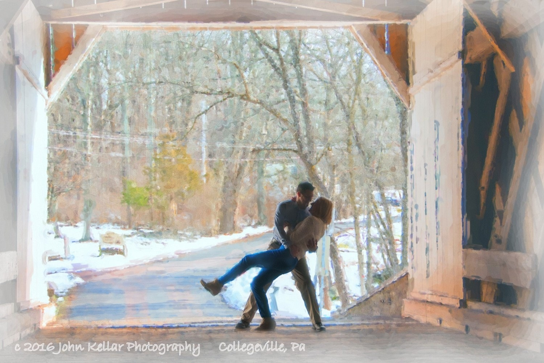 wedding photography in a barn